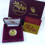 2020 End of WW2 75th Anniversary $25 Gold Coin - Proof (w/ Box & COA)