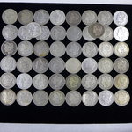 Lot of 50 - 90% Silver Morgan Dollars Culls - Mixed Dates w/duplicates
